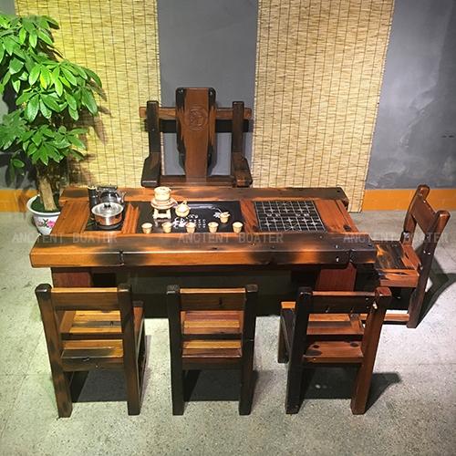 北京船木茶桌