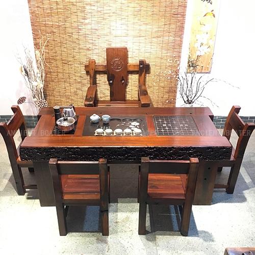 北京船木小龙骨茶台