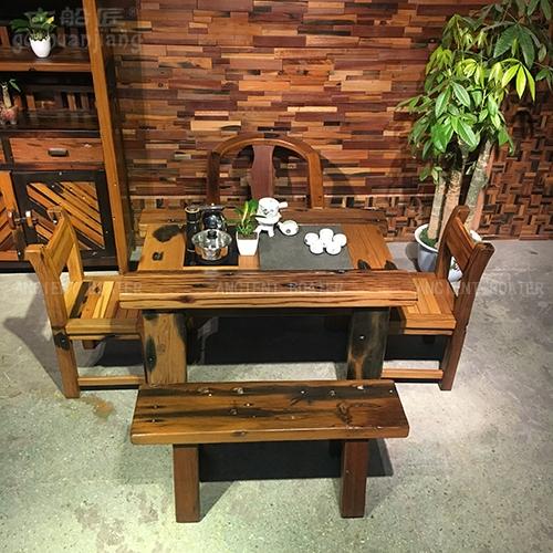 老船木茶桌