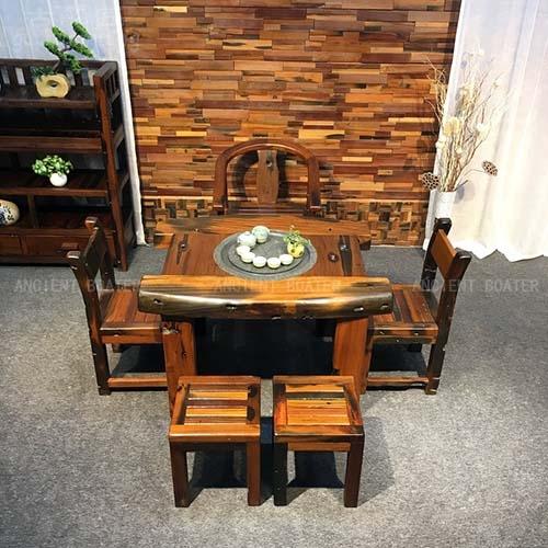 北京船木小茶台