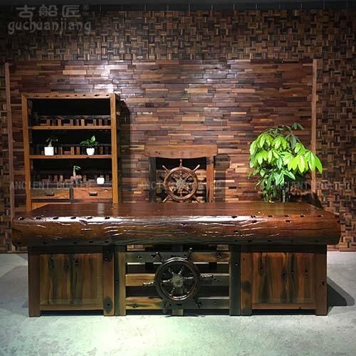 北京船木办公桌
