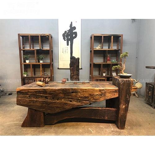 老船木异形茶台