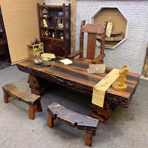 龙骨办公桌