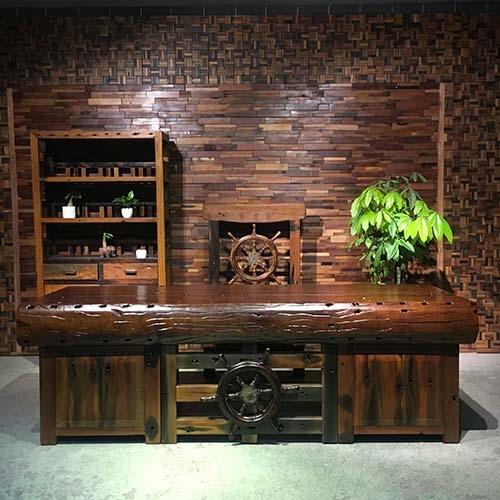 船木办公桌